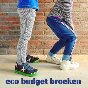 Eco budget kinderbroeken voor jongens en meisjes