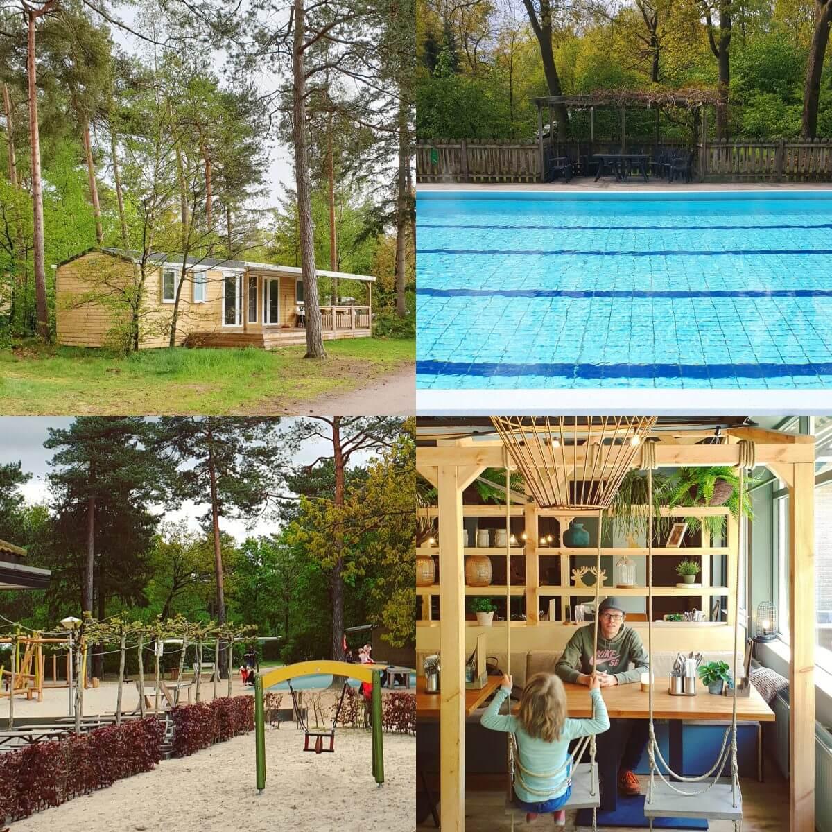 camping Landal Rabbit Hill met binnenzwembad en buitenzwembad