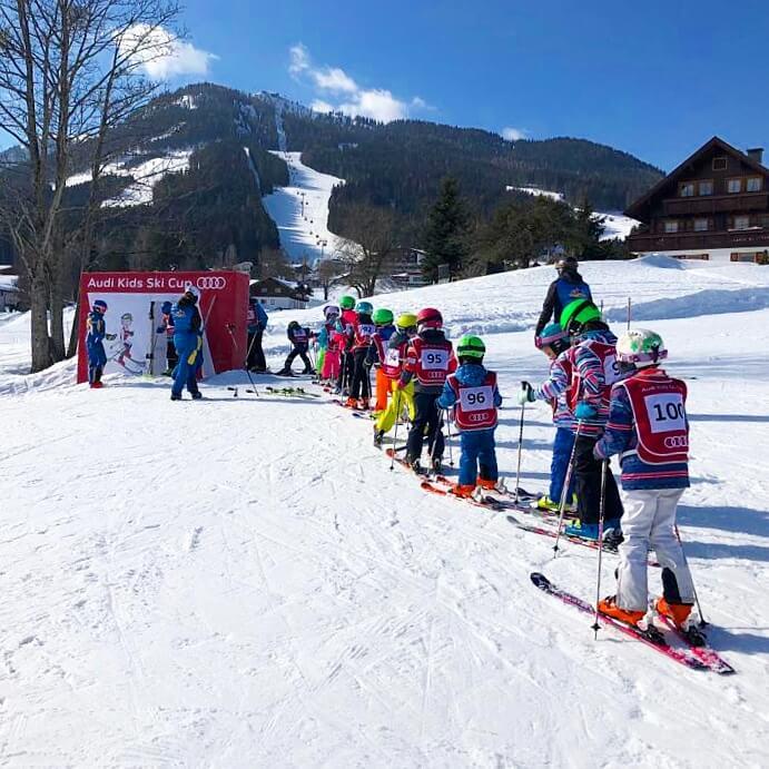 Schladming-Dachstein: wintersport met kids in Oostenrijk - skilessen