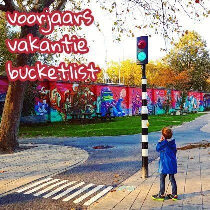 Onze voorjaarsvakantie kids bucketlist: leuke activiteiten voor kinderen