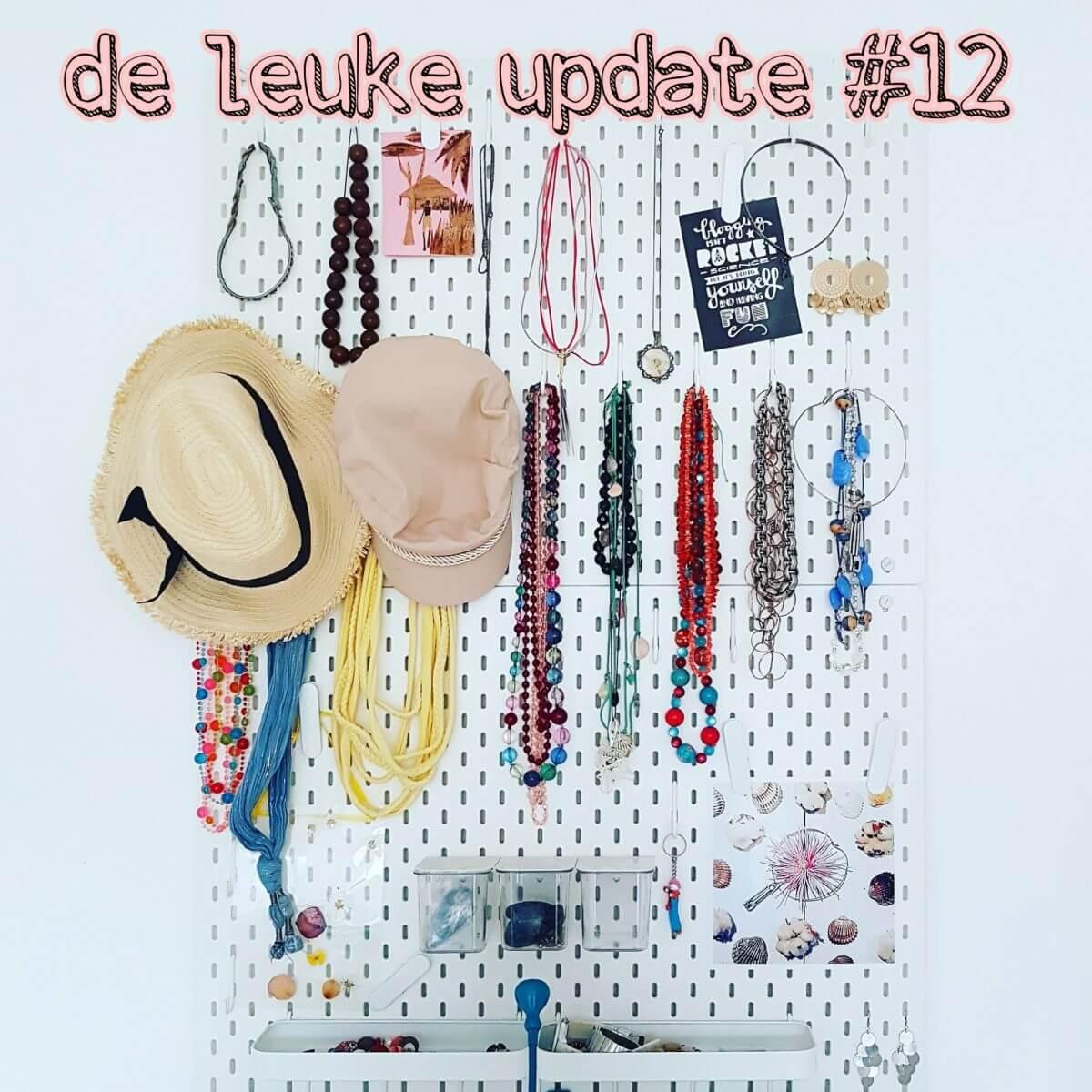 De Leuke Update #12 | kinderkamer inspiratie & kids uitagenda