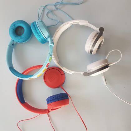 Cadeau idee: koptelefoon