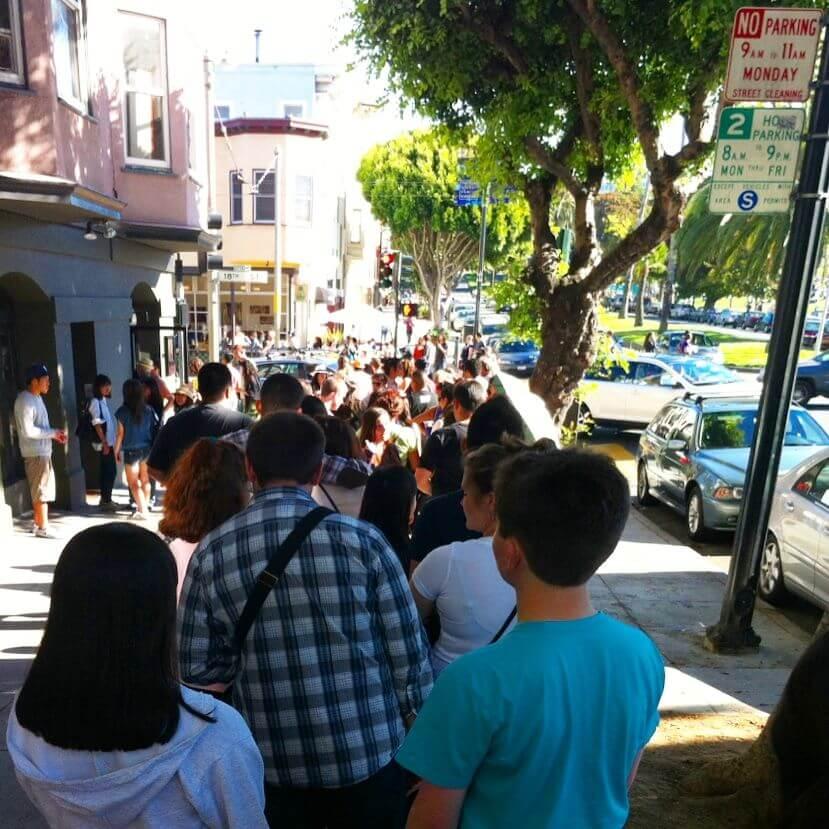 San Francisco met kids: kindvriendelijke tips van een local, Bi-Rite Creamery