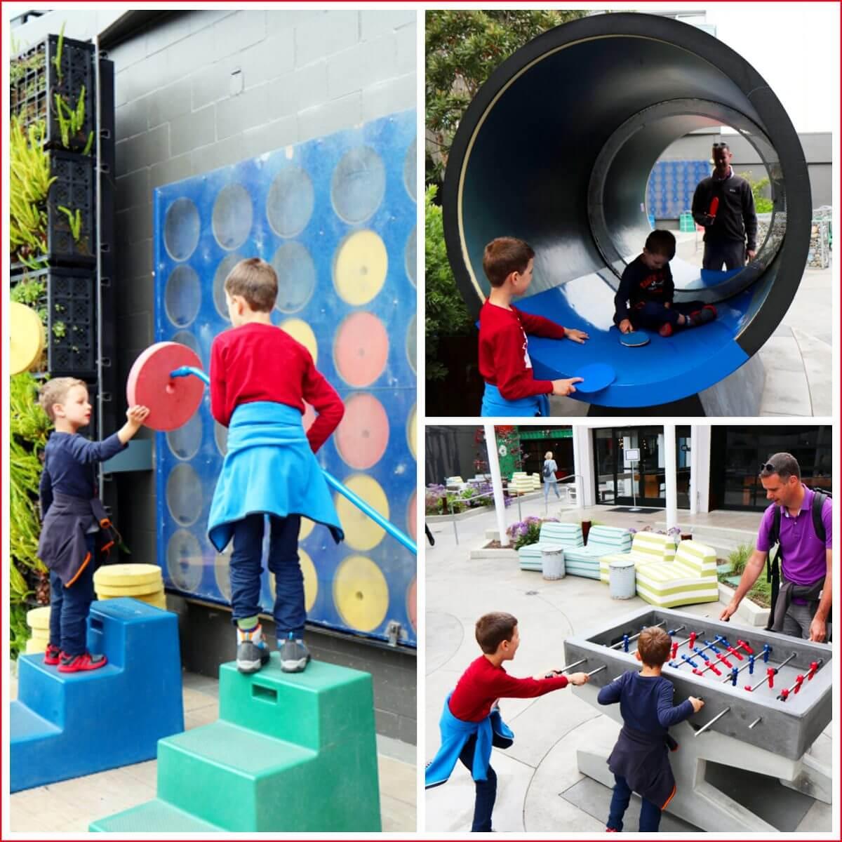 San Francisco met kids: kindvriendelijke tips van een local, kindvriendelijk hotel Zephyr