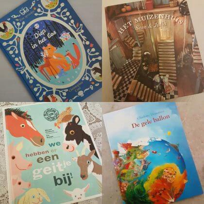 cadeau tips voor kleuters de leukste boeken
