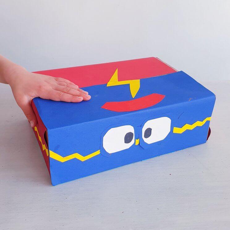superheldenpaasdoos