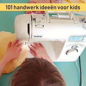 Handwerken voor jonge kinderen: ideeën om te naaien en borduren voor jongens en meisjes