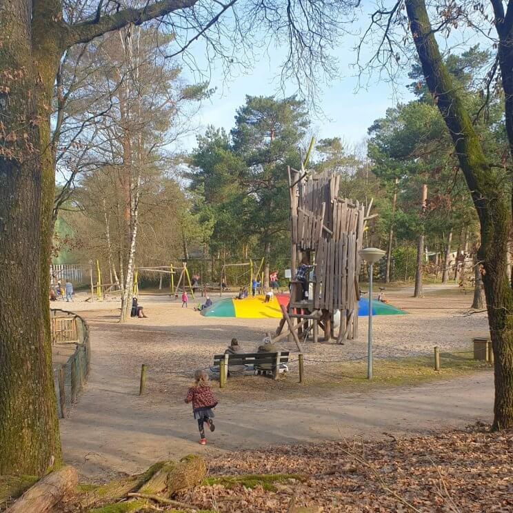 Landal Rabbit Hill buitenspeeltuin