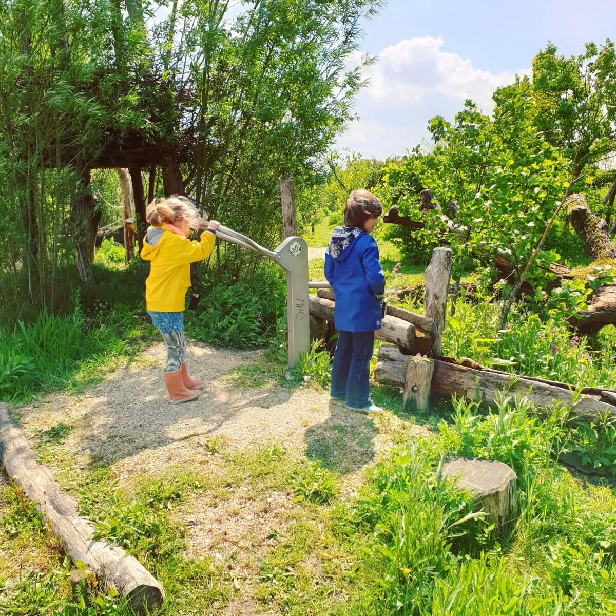 De Tuinen van Appeltern: Wilde Weelde Wereld