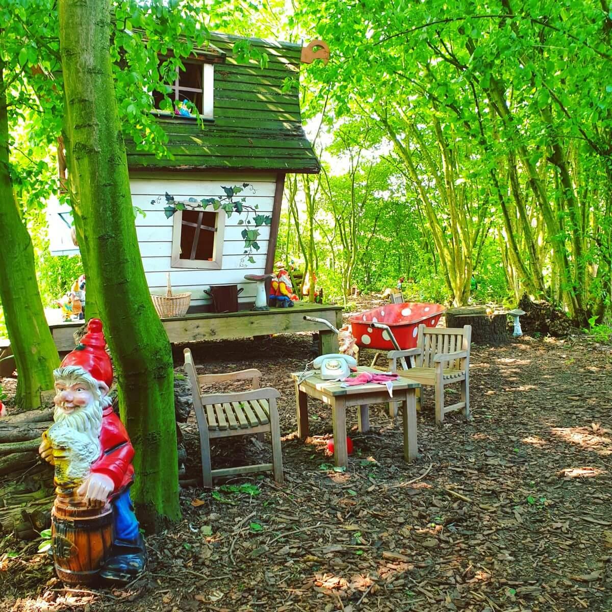 De Tuinen van Appeltern: kabouterbos