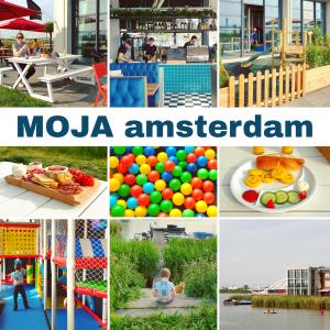 Uit eten met kinderen: kindvriendelijk restaurant MOJA in Amsterdam Oost