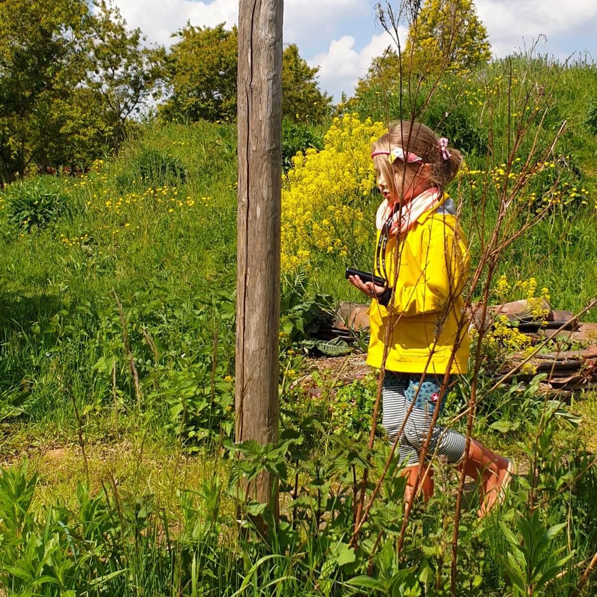 audiotoer fluistertour in de Tuinen van Appeltern
