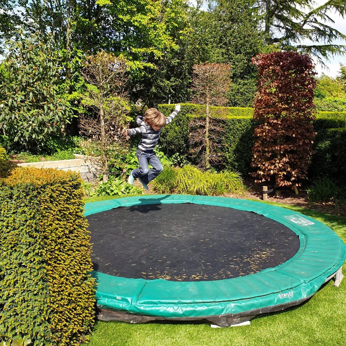 spelen in de Tuinen van Appeltern