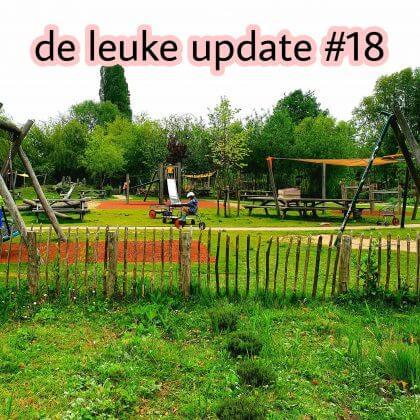 De Leuke Update #18 | kids festivals en markten in mei en juni