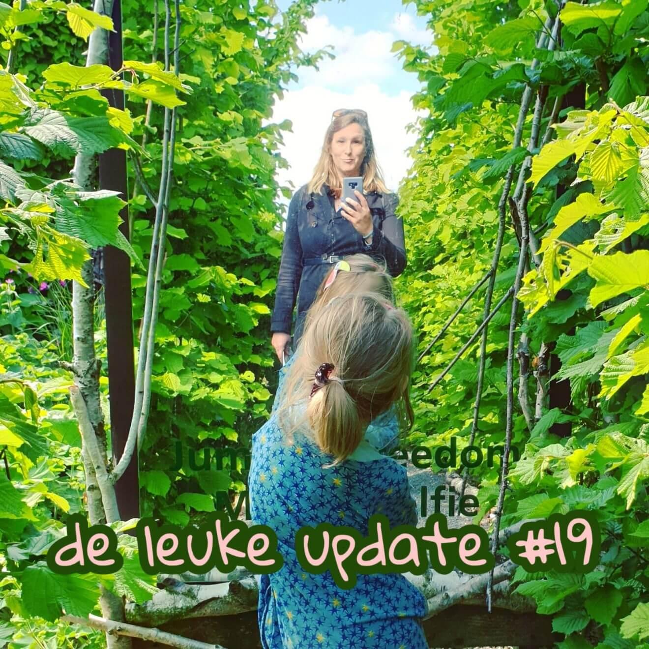 De Leuke Update #19 | nieuwe plekken en spulletjes voor kids