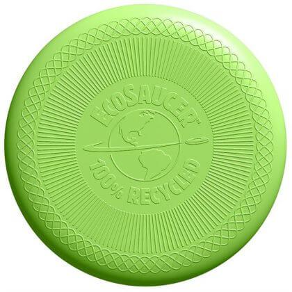frisbee van gerecycled kunststof