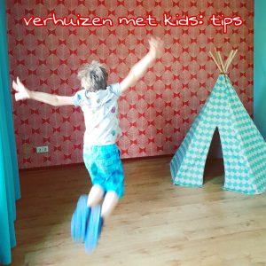 Verhuizen met kinderen: tips om het makkelijker te maken voor kids