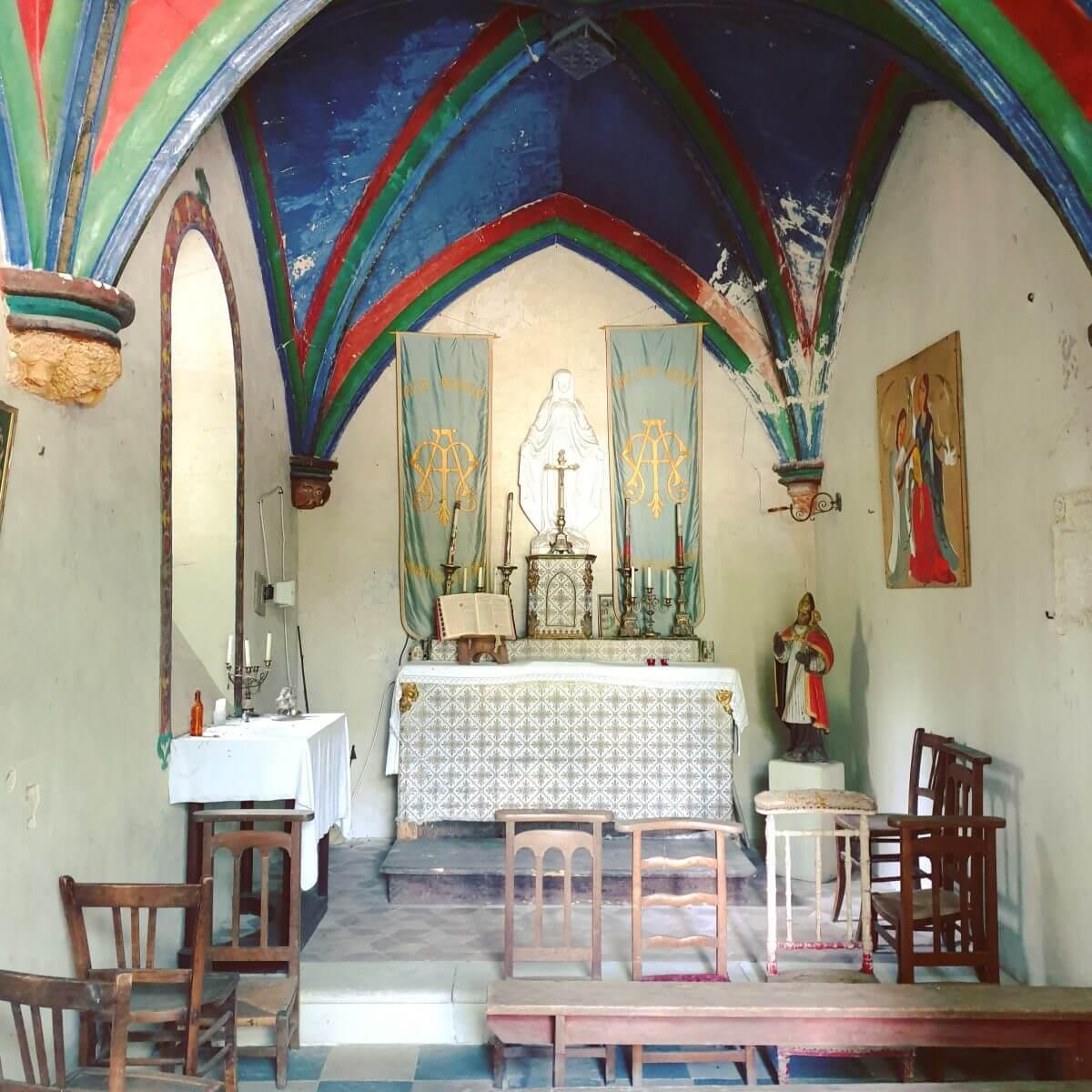 kapel van Saint Ustre