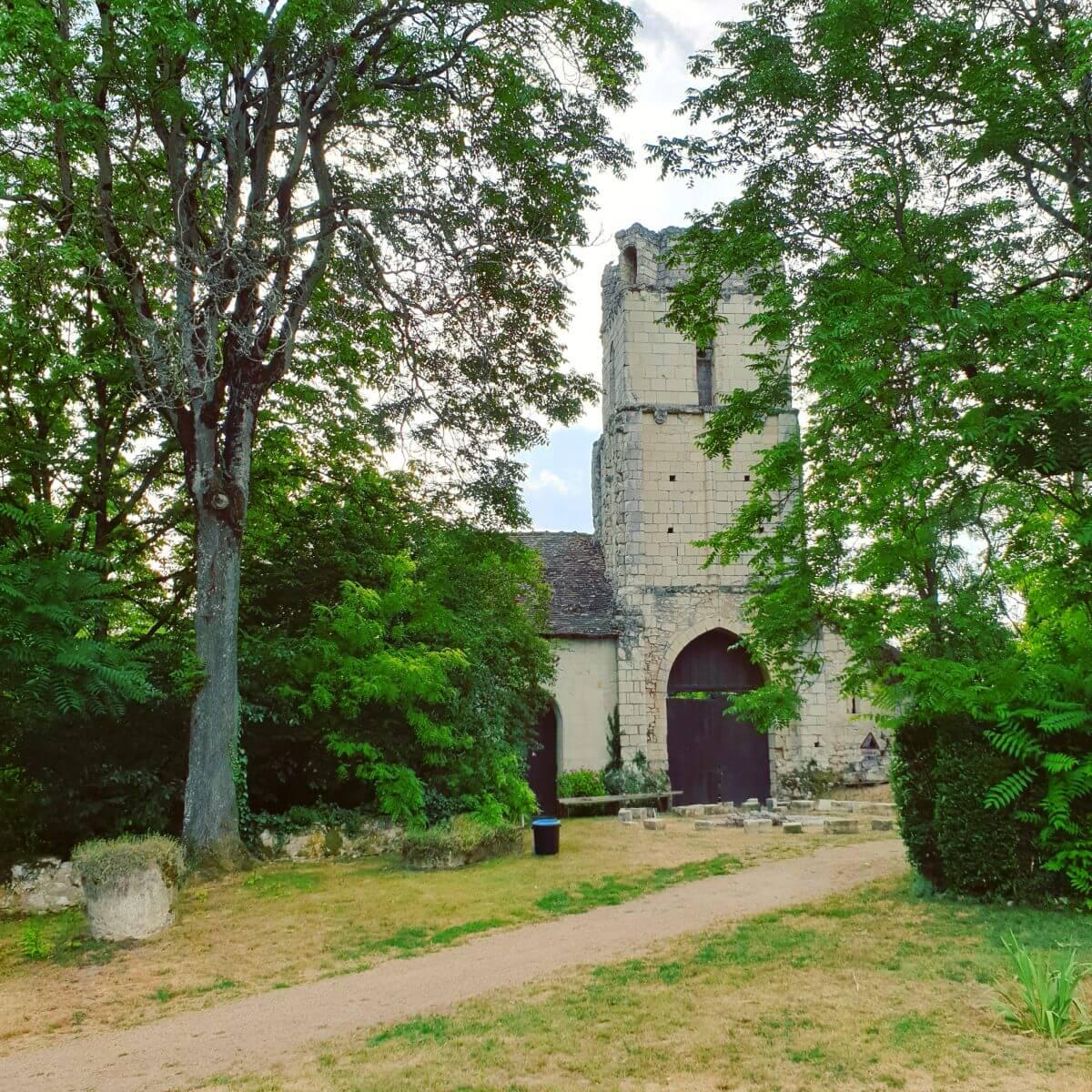 kerkje van Saint Ustre