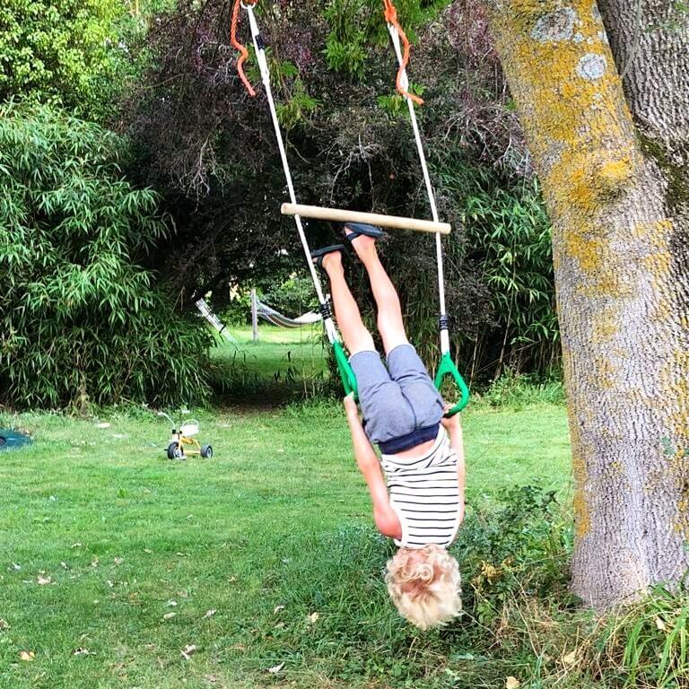 Spelen op kindvriendelijke camping en gîtes: Domaine de Marque in de Pyreneeën