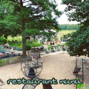 NuNu: kindvriendelijk restaurant met speeltuin bij Deventer