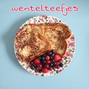 Wentelteefjes: een super simpel recept voor het ontbijt