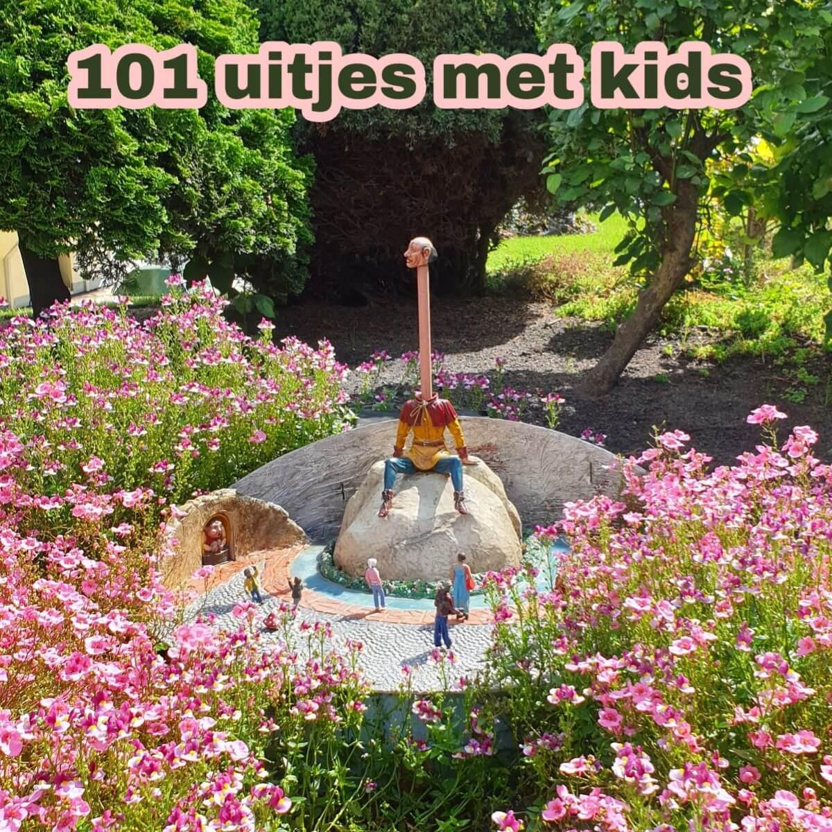 101 leuke uitjes met kinderen in Nederland en België