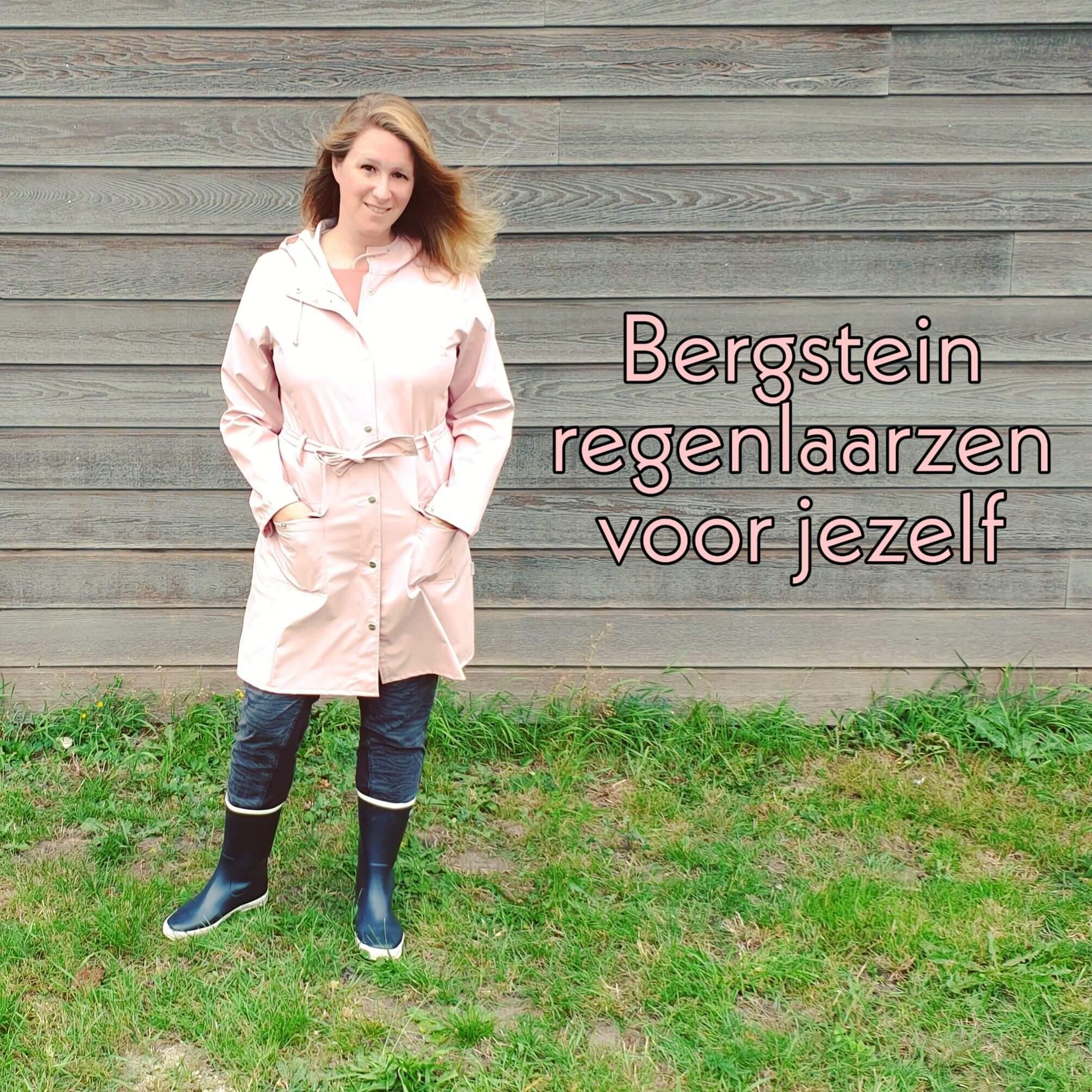 Bergstein regenlaarzen zijn er nu ook voor volwassenen