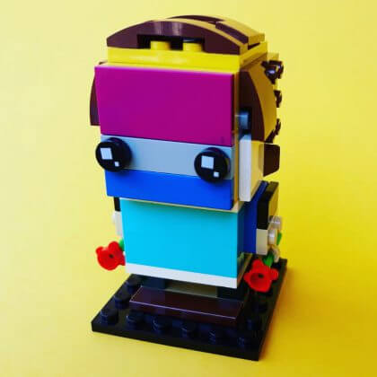 Verjaardagscadeau voor kids van 6, 7 of 8 jaar: leuke cadeau tips voor de kinderen - Lego BrickHeadz #leukmetkids