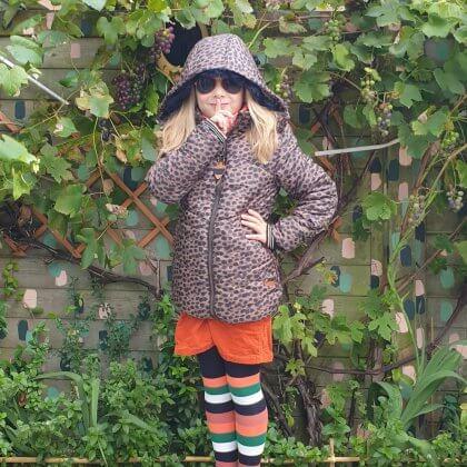 De leukste winterjassen voor meisjes en jongens + hier let je op - meisjesjas van NONO van gerecycled polyester