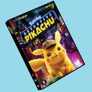 Film review voor kids: Pokémon Detective Pikachu