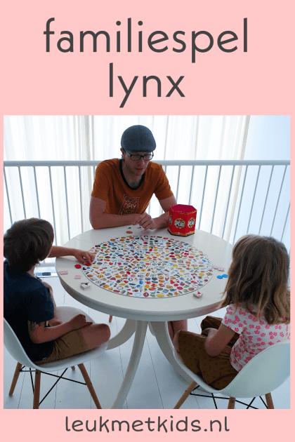 Review familiespel Lynx: wie is het snelst?