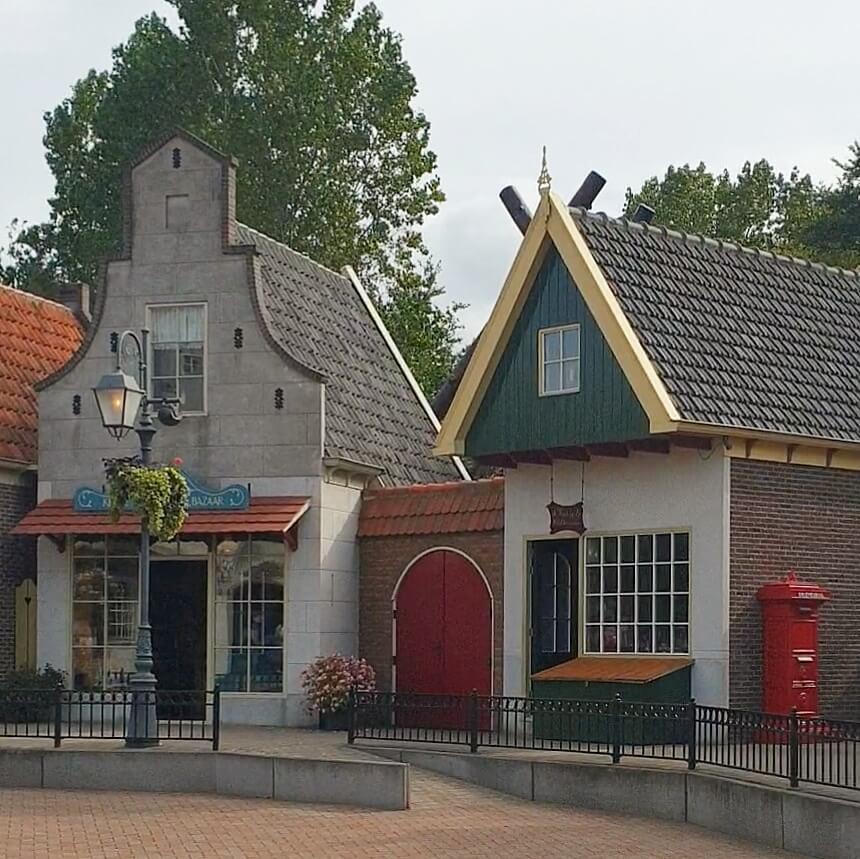 oud Hollands dorpje