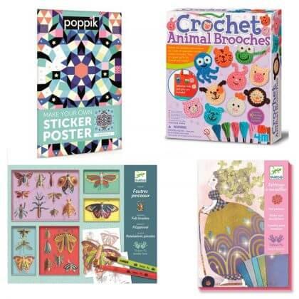Verjaardagscadeau voor kids van 9, 10, 11 en 12 jaar: leuke cadeau tips voor bovenbouw kinderen #knutselen #leukmetkids