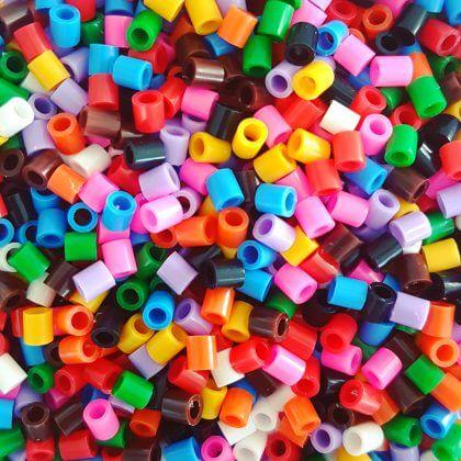 Verjaardagscadeau voor kids van 6, 7 of 8 jaar: leuke cadeau tips voor de kinderen - strijkkralen #leukmetkids