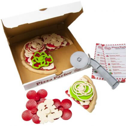 Duurzaam speelgoed: Green Toys pizza