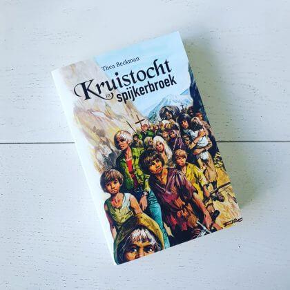 Toffe boeken over reizen en voertuigen voor de Kinderboekenweek: Kruistocht in Spijkerbroek
