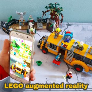 LEGO Hidden Side met augmented reality app