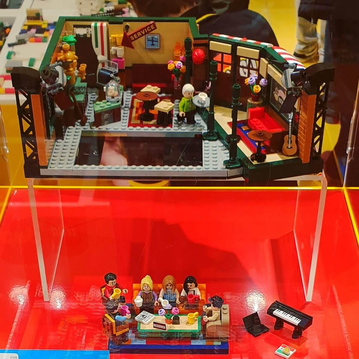 LEGO met Friends figuren
