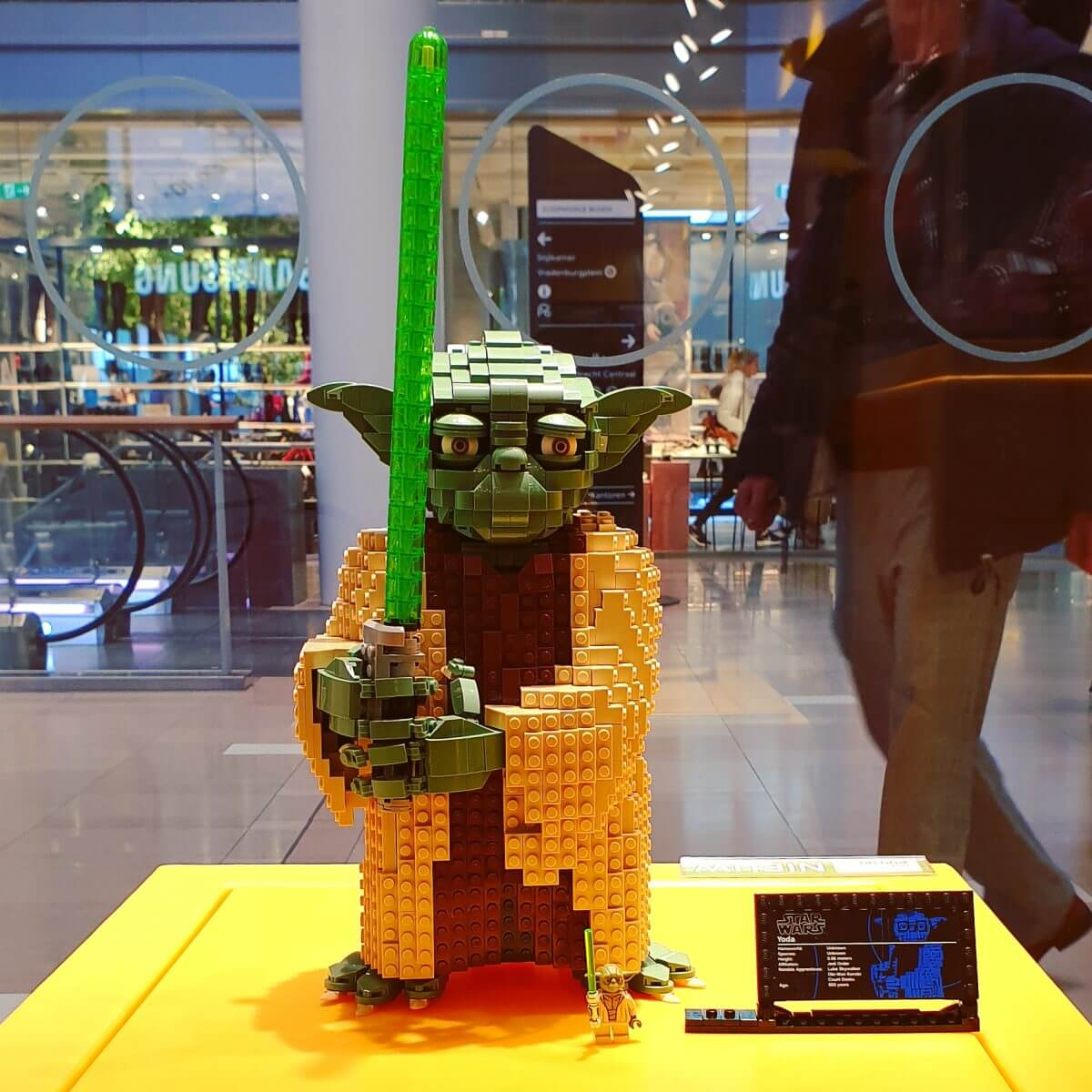Starwars Joda LEGO