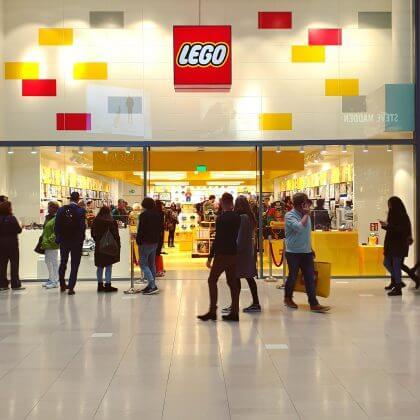 LEGO Store Utrecht: eerste winkel in Nederland, binnenkort ook Amsterdam