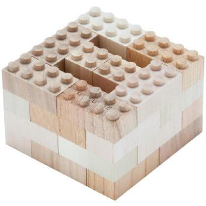 Duurzaam speelgoed: Mokulock bouwsteentjes