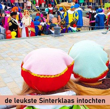 De leukste Sinterklaas intochten en andere Sint uitjes in 2021