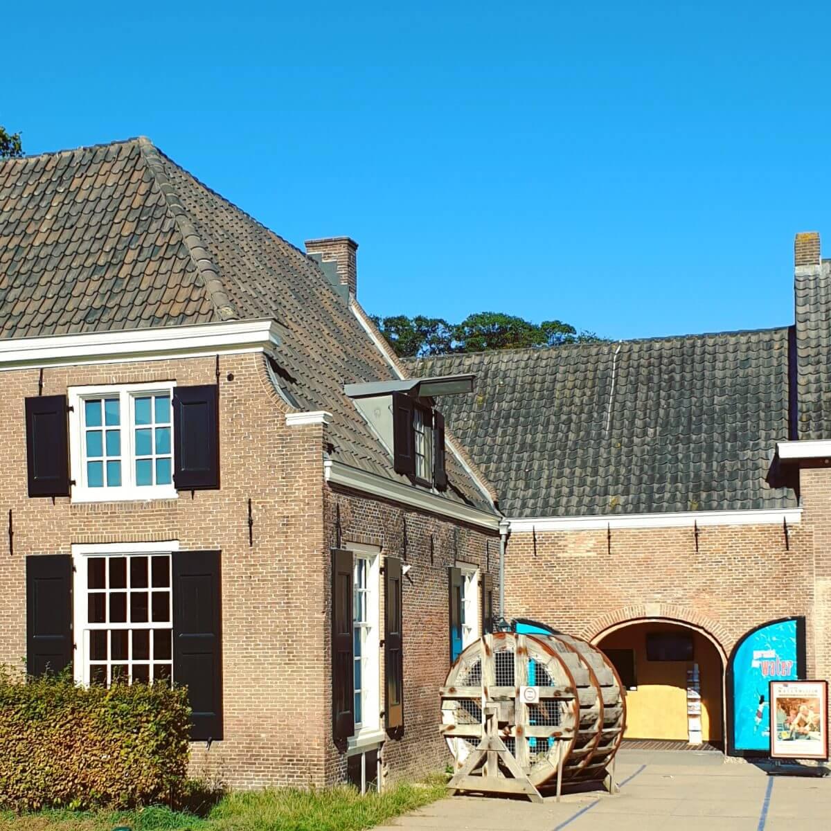 ingang in park sonsbeek