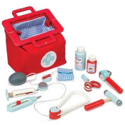 duurzame doktersset van Le Toy Van