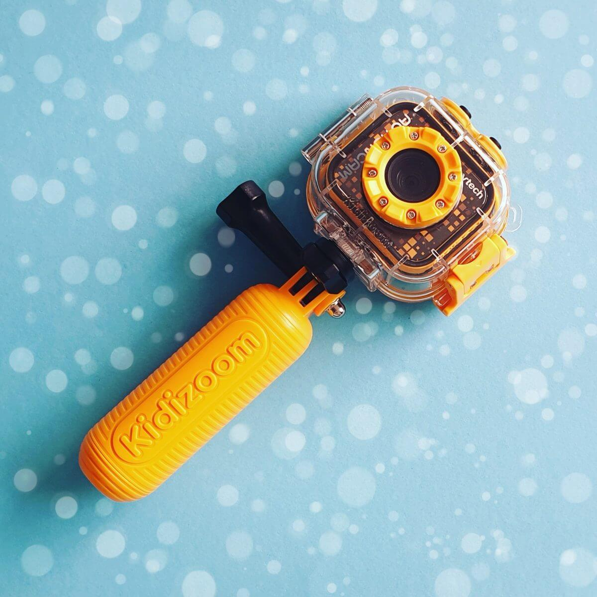 Kidizoom Action Cam HD review - onderwater filmen