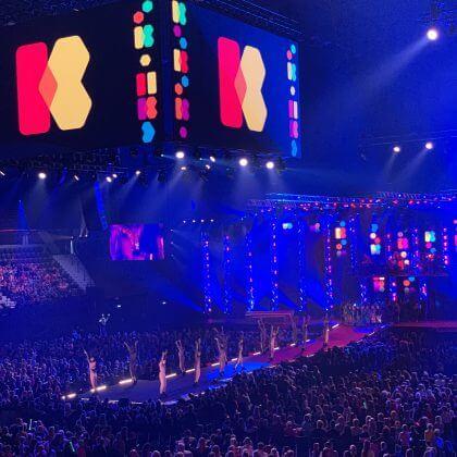 Kinderen voor Kinderen 40: de live show van 2019