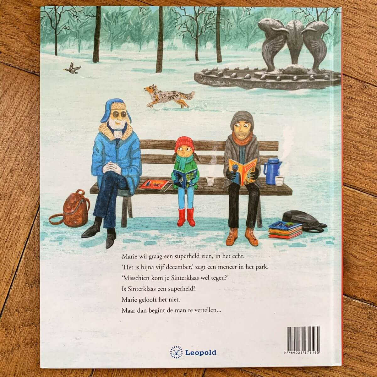 Boeken tip en uitje voor Sinterklaas: SuperSint