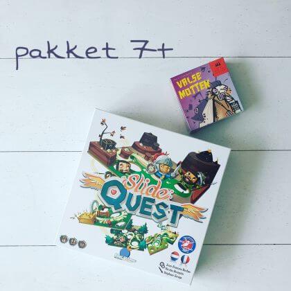 Winactie 3 spelletjespakketten van Bol.com - pakket 7+