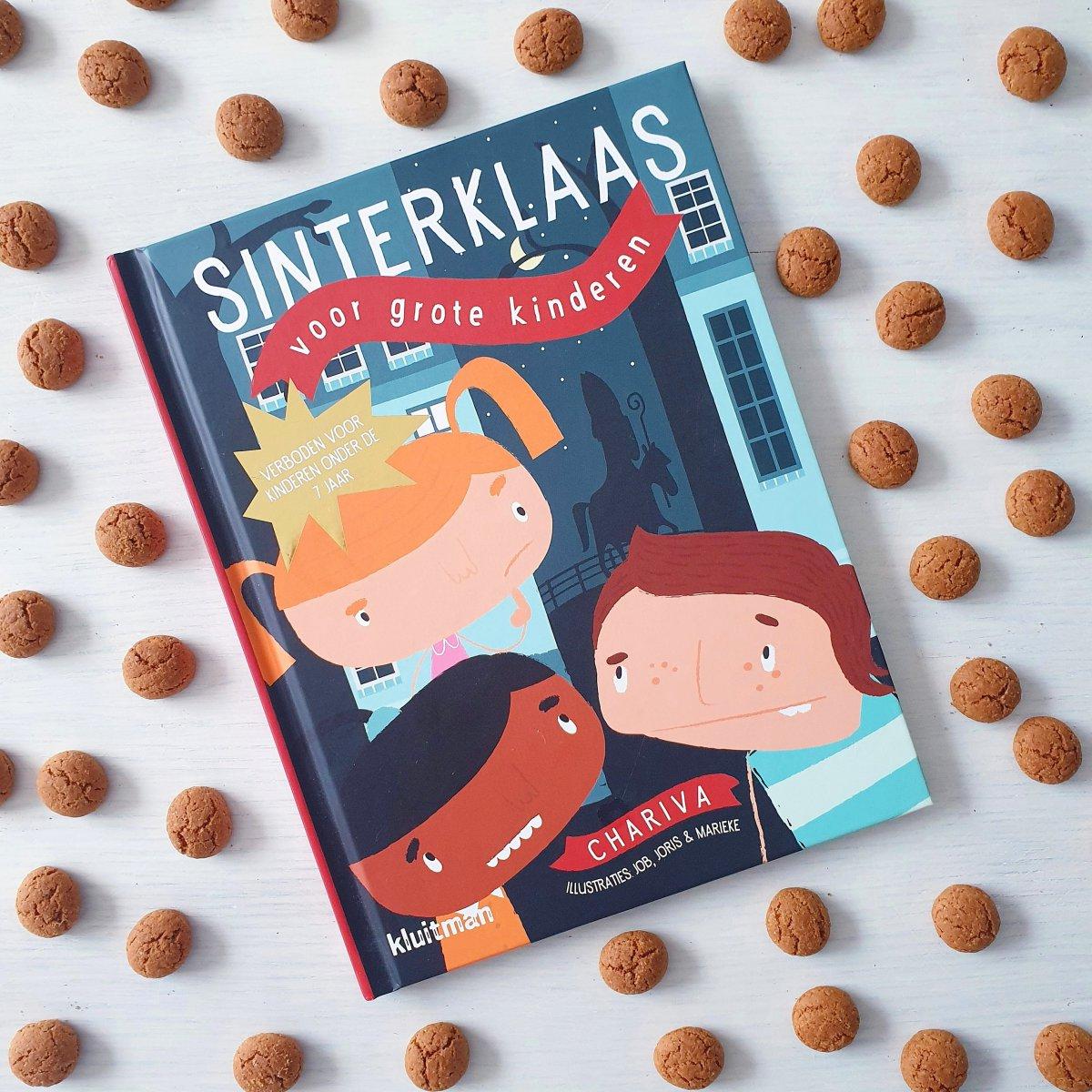 de leukste boeken over Sinterklaas - Sinterklaas voor grote kinderen, over het grote geheim